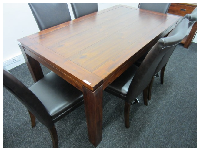 ACACIA 16M DINING ROOM TABLE