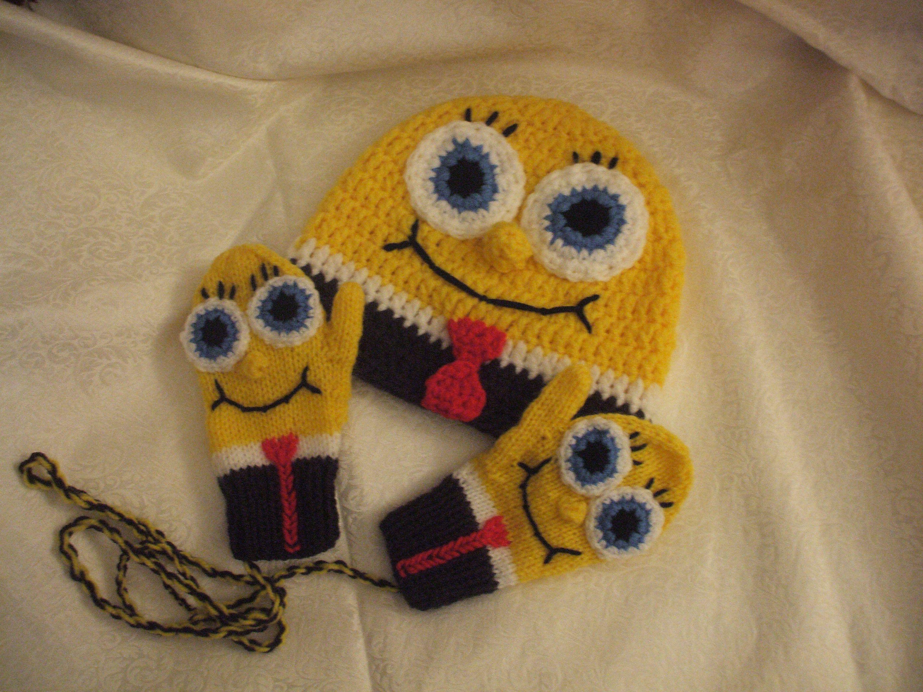SpongeBob hat \
