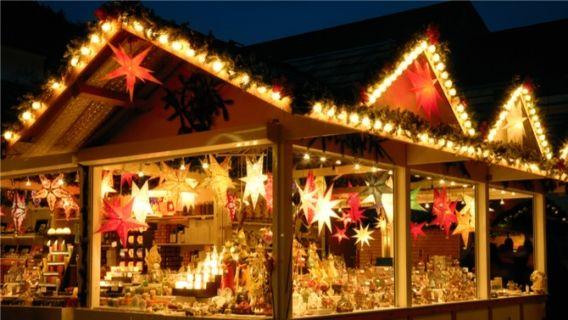 Marchés de Noël : les meilleurs arrêts au Québec #marchédenoel
