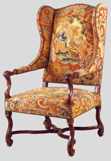 Louis XIV Sofa And Armchair French AntiquesGallery
