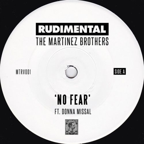 No Fear (feat. Donna Missal) by Rudimental The...