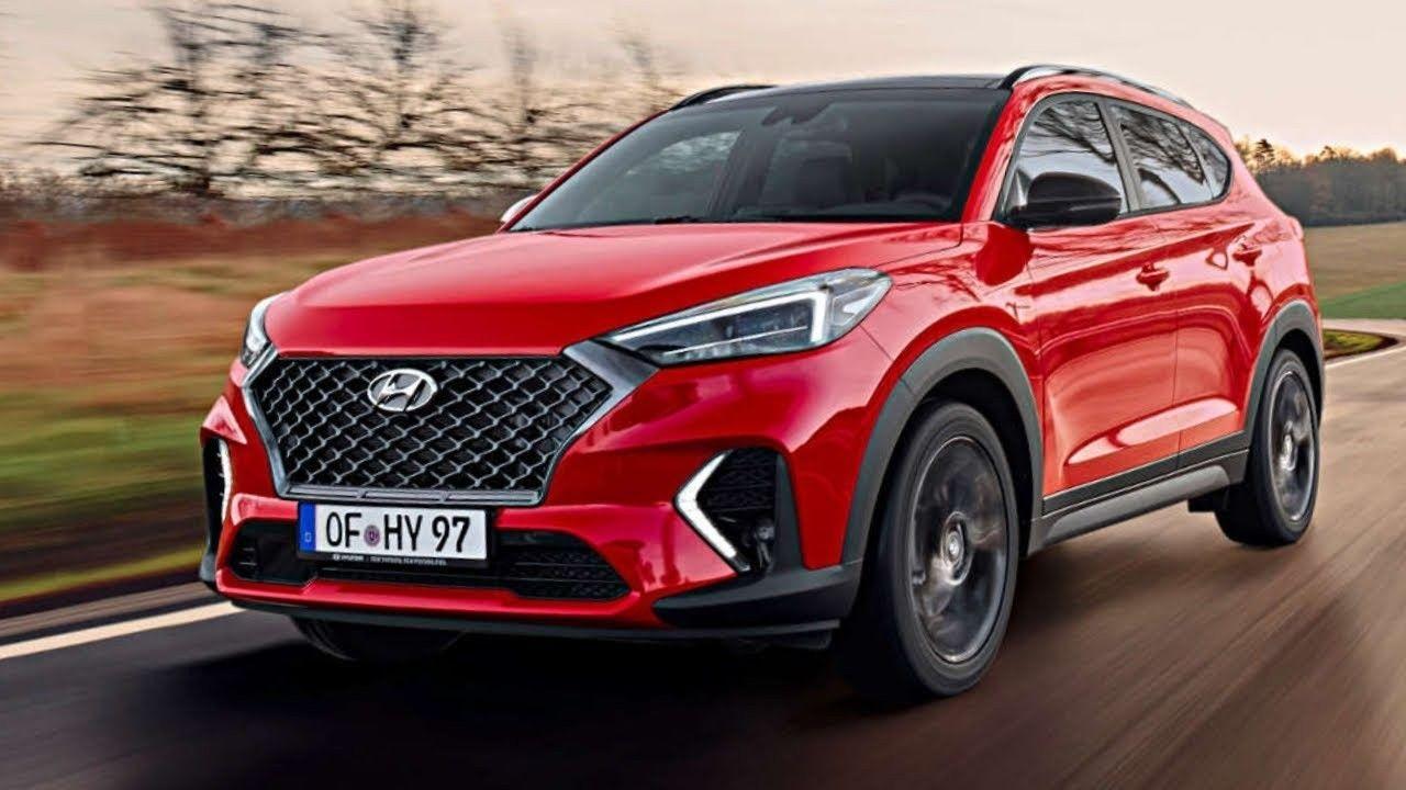 2020 Hyundai Tucson N Line Review and Release Date di 2020