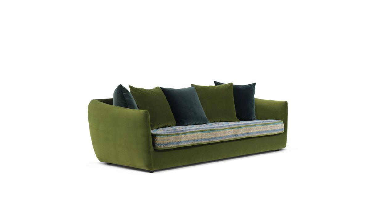 Cocoon Grosses 3 Sitzer Sofa Roche Bobois In 2020 Ecksofas Big Sofa Mit Schlaffunktion Sofa Bett