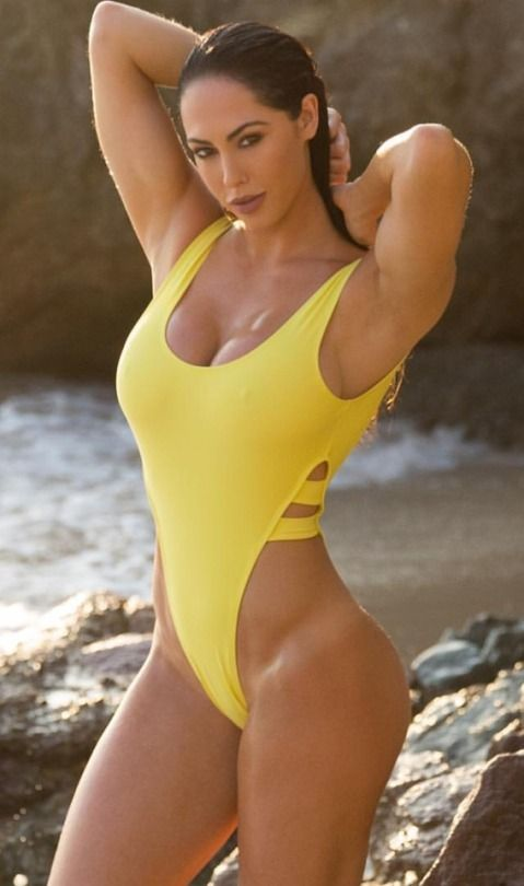 4f2d6a53f0437 Sexy swim wear beautiful tan lines   i love Brunettes in 2019   Hope ...