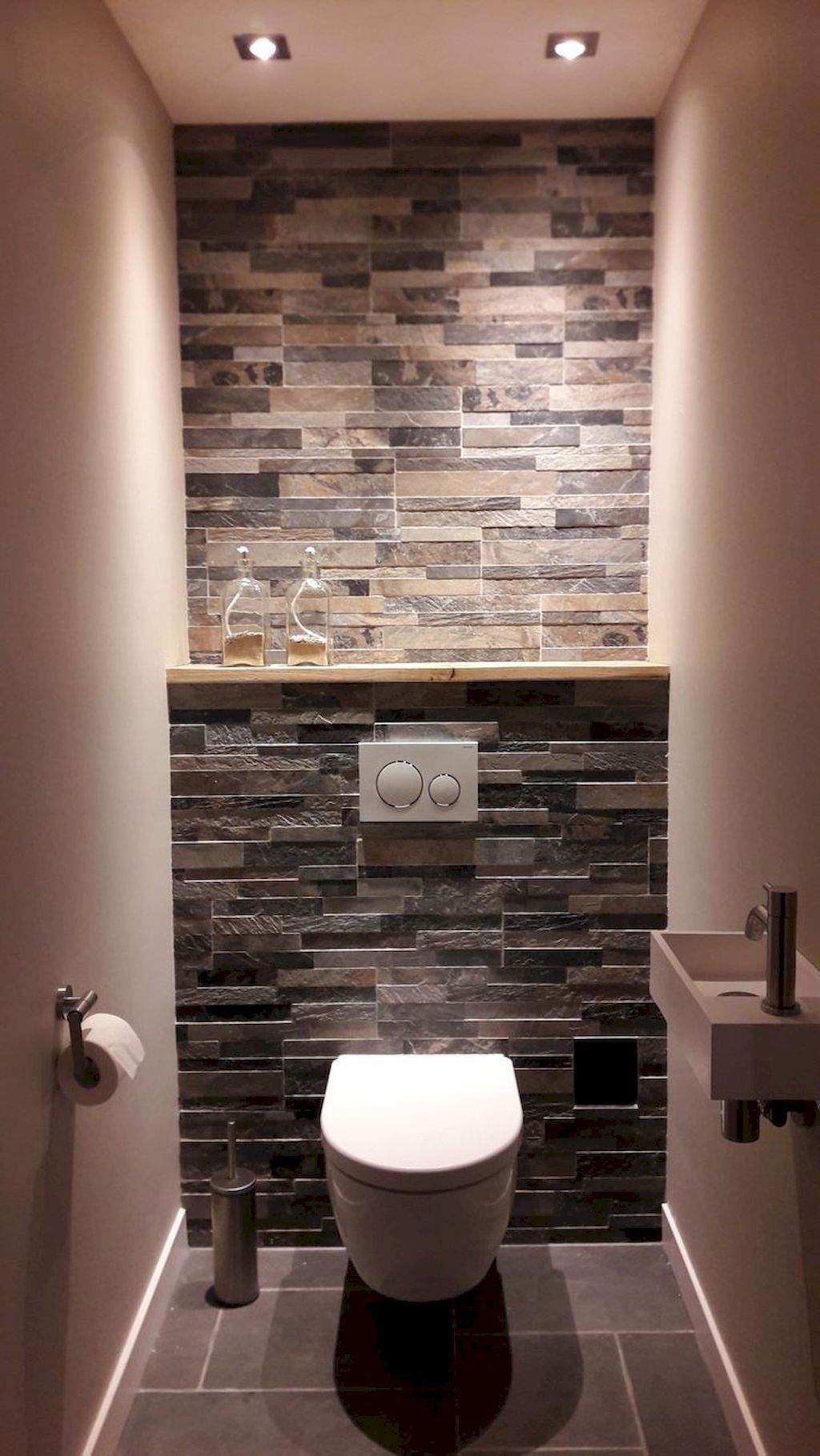 Gorgeous space saving toilet design what you can do in  small bathroom https also most popular designs on budget my life rh pinterest