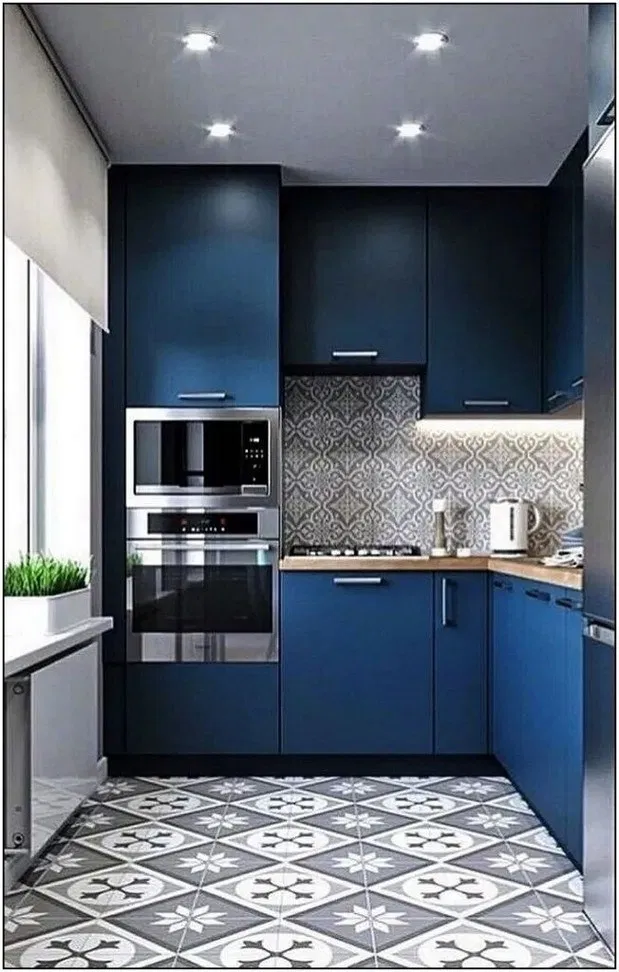 144 Best Small Kitchen Design Ideas For Your Tiny Space 9 Easy