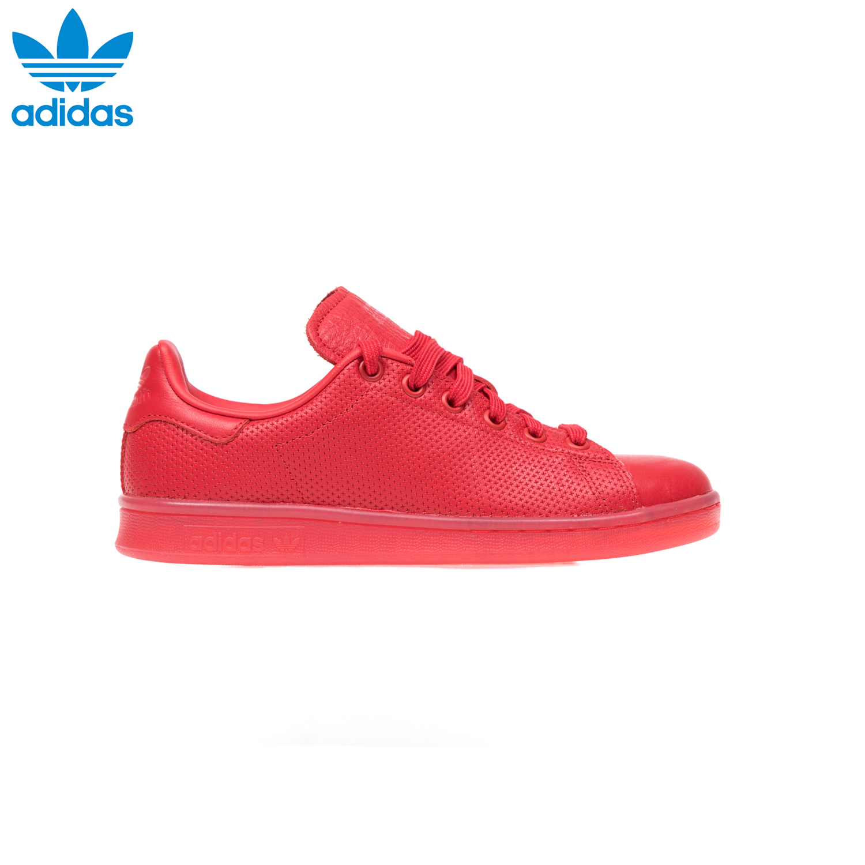 b6faf3ac4f7 Unisex παπούτσια adidas STAN SMITH ADICOLOR κόκκινα Γυναικεία/Παπούτσια/Sneakers  ADIDAS