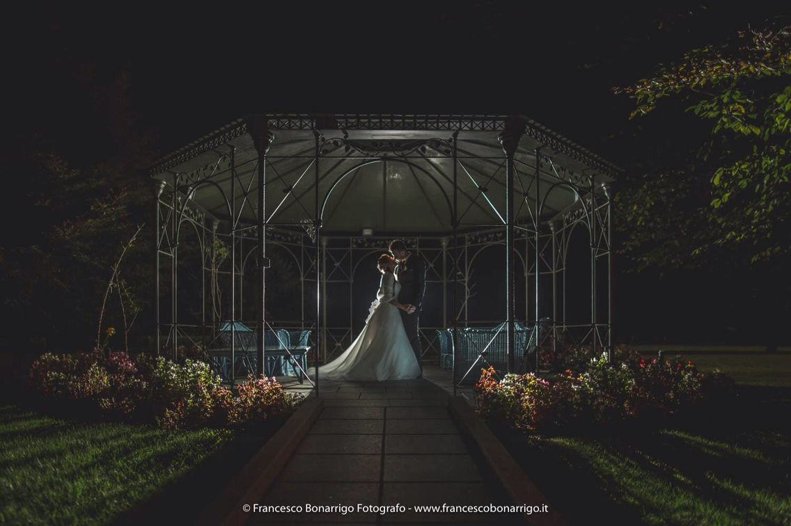 Wedding by night