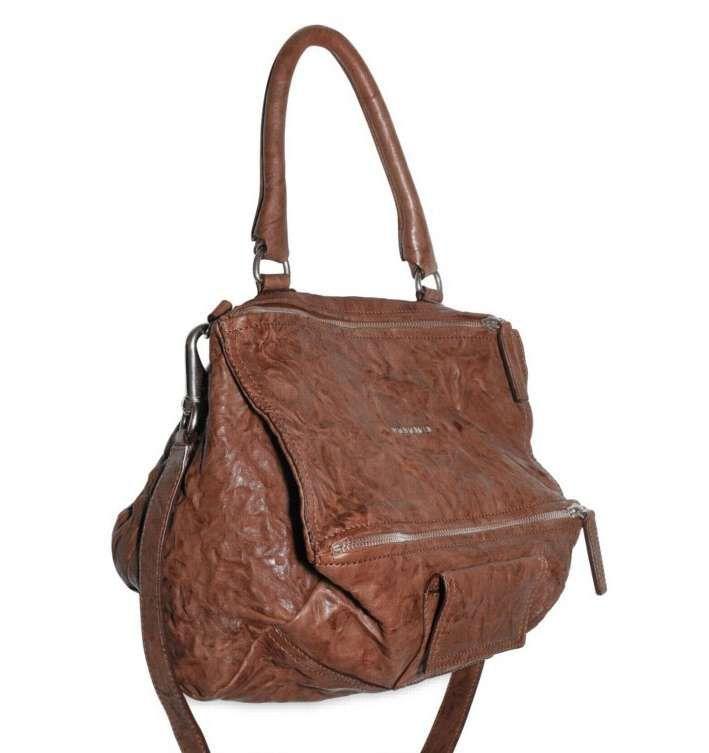 Givenchy Pandora Fur Bag