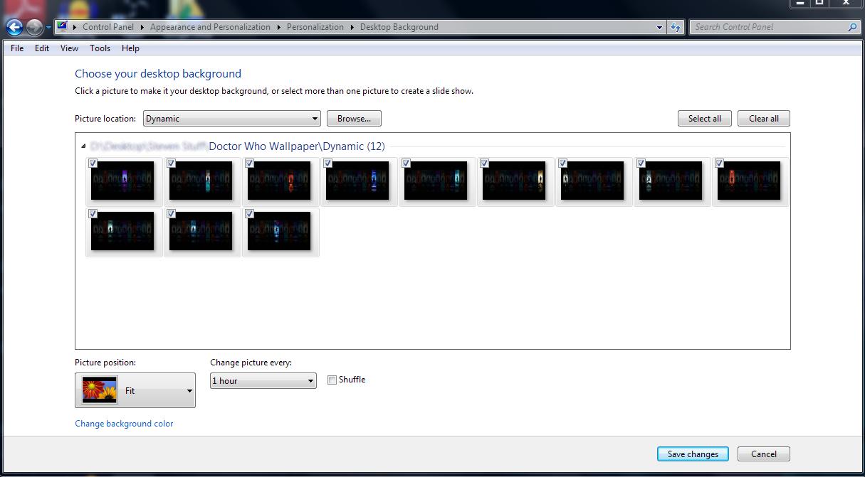 Automatic Desktop Wallpaper Changer Wallpaper Slideshow Pro
