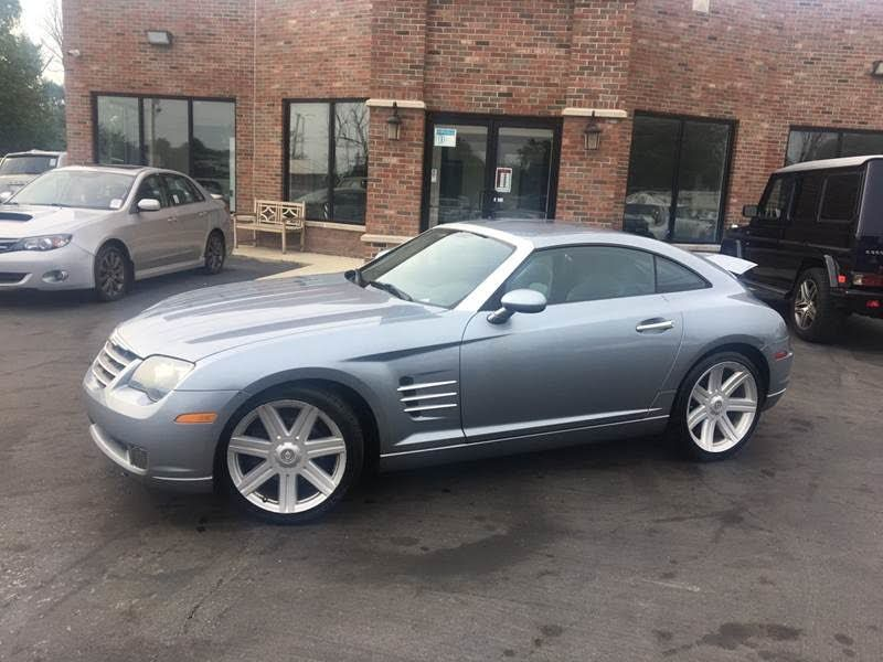 Used Chrysler Crossfire For Sale Indianapolis In Cargurus
