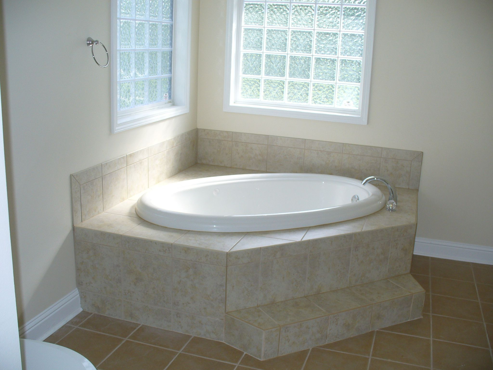 corner garden tub Cleaning Ideas Pinterest Gardens Garden