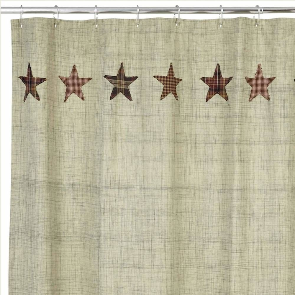 Country Shower Curtains | Country Style Curtains | Country ...