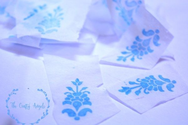 make decoupage napkin decoupage technique india decoupage indian