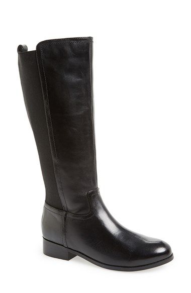 Trotters 'Signature Lucia' Leather Riding Boot (Women) | Nordstrom