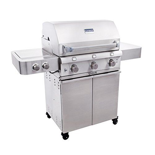 Napoleon Built In Prestige Pro 500 Bbq Grill Stainless Steel Natural Gas Bipro500rbnss 3 With Infrared Rear Burner Premium Barbecue Gas For Grilling Maste Infrared Grills Gas And Charcoal Grill 3 Burner Gas Grill