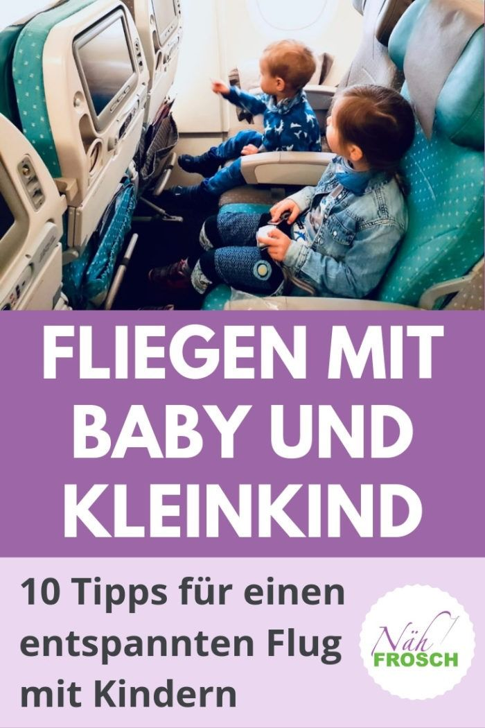Fliegen Mit Kleinkind Erfahrungen