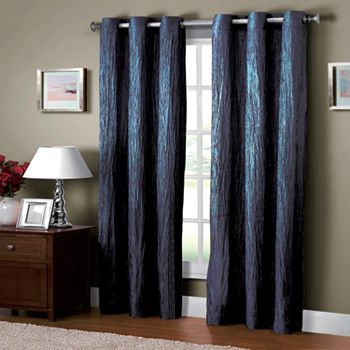 26b9a6dadb5c39f60817569bb83df206 - Better Homes And Gardens Crushed Taffeta Curtain Panel