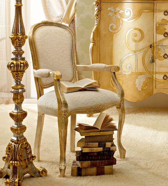 Le sedie classiche e di lusso in stile veneziano e ...