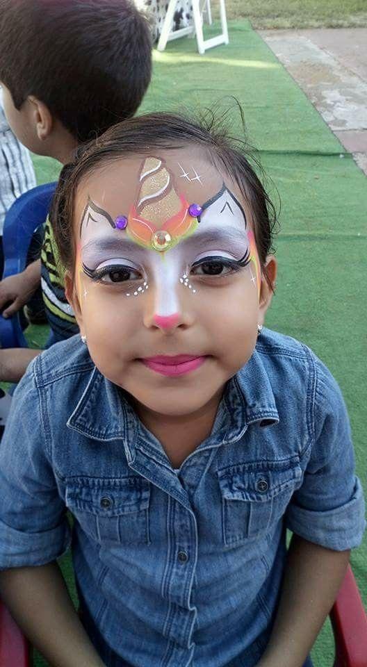 Maquillage licorne Maquillage Princesse, Maquillage Filles, Maquillage  Déguisement, Masque Peinture, Modele Maquillage