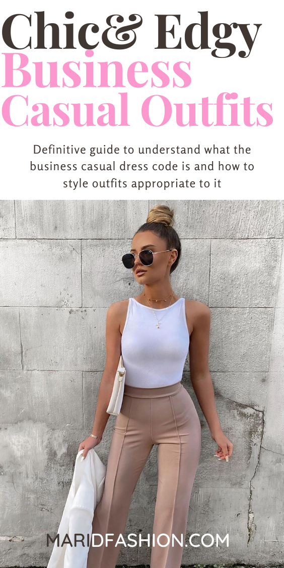 Business casual outfits for women - Understand eve