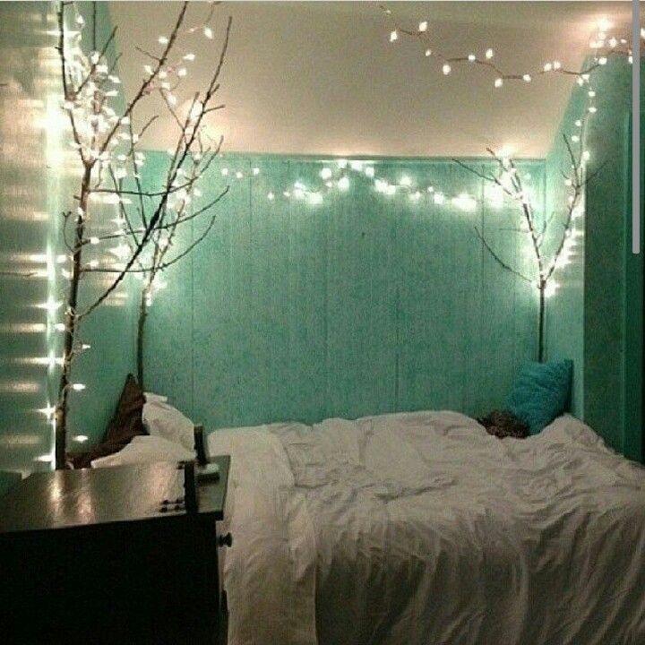 Bedroom Green, Teen