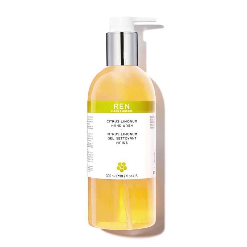 Ren Citrus Limonum Hand Wash 300ml Ren Clean Skincare Hand