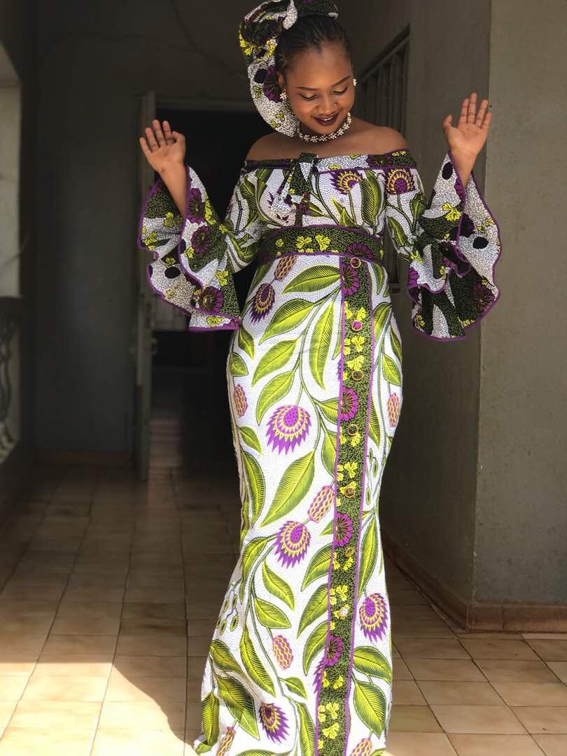 Epingle Sur Modeles Differents Pagnes Africains