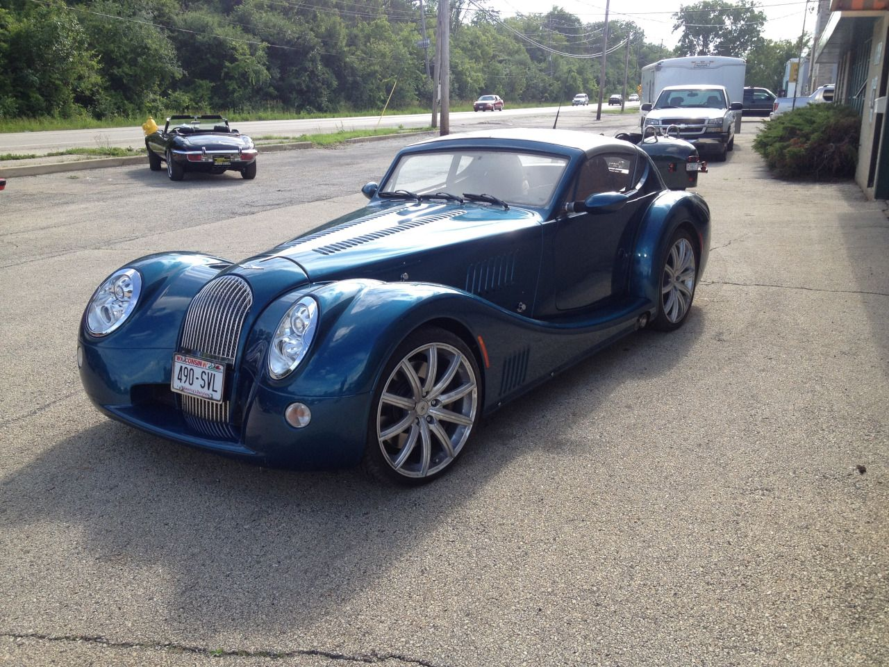 Morgan aero coupe old school look modern sports car definitely morgan aero coupe old school look modern sports car definitely a head turner wants pinterest sports cars coupe and cars vanachro Images
