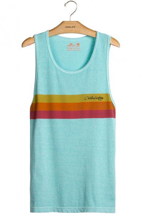 5d1a995560 Osklen - REGATA STONE SUNDECK - t-shirts - men