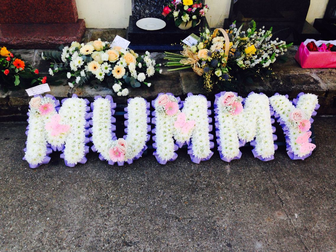 Funeral Flowers Mummy Funeral Letters Funeral Tribute Www