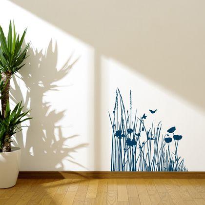 Créez une ambiance champêtre à votre intérieur grâce à ce sticker ...