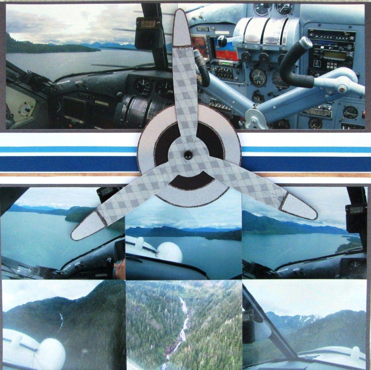 Seaplane tour - Scrapbook.com