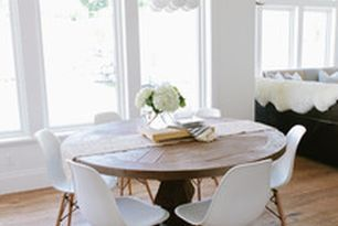 New This Week: 3 Dining Rooms That Embrace Simplicity (4 photos)