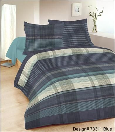 Printed Duvet sets are an easy way to change the whole theme of your bedroom and come at a more affordable price. Printed bed duvet covers comes with matching pillow case in a wide assortment of colours and a style to fit every person's tastes. Transform your bedroom into something spectacular! From £18.99 via www.lancashiretextiles.co.uk #modern #print #fabric #home #bedding #interiors #sleep