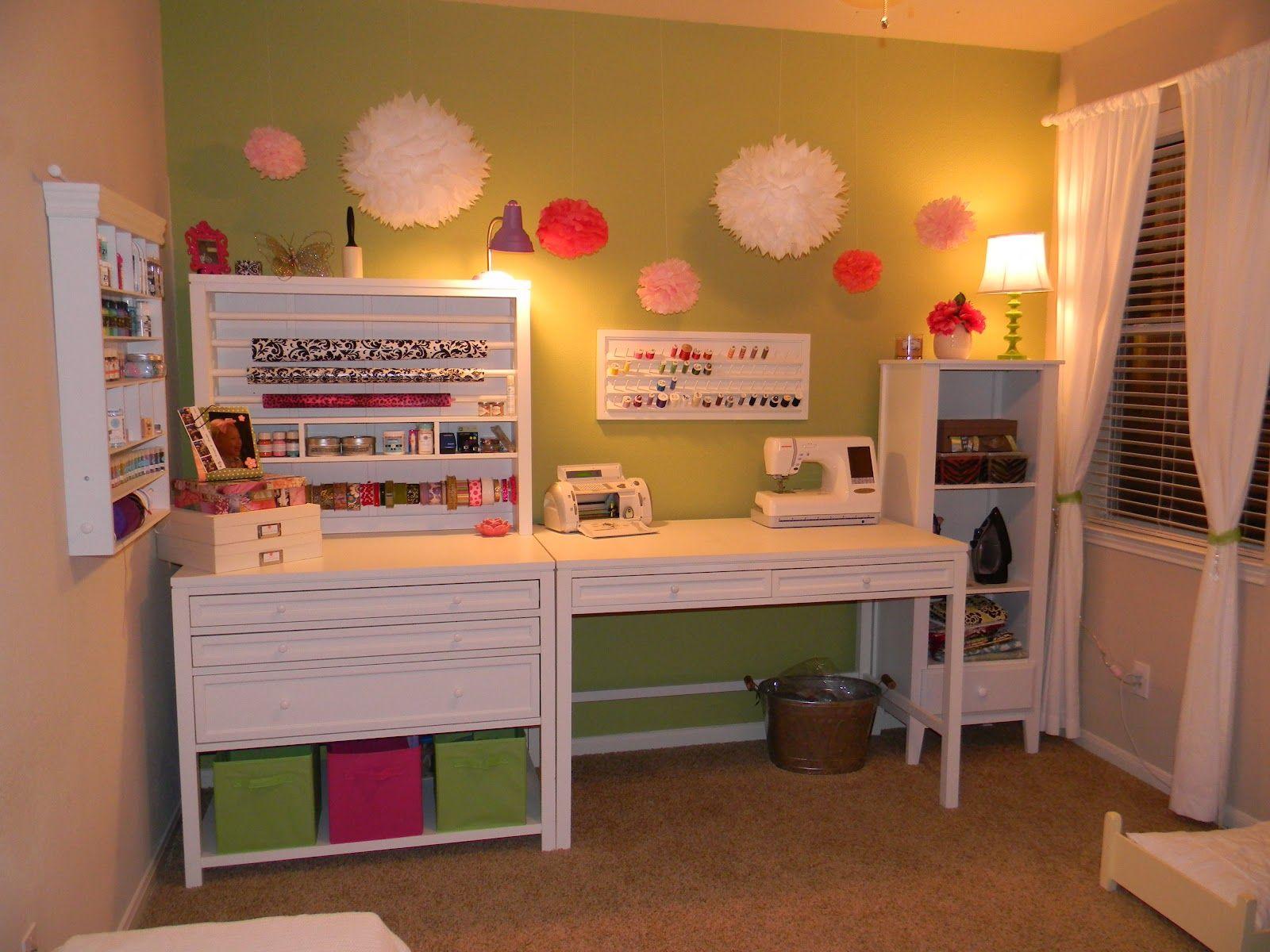 inspiring design craft room furniture and storage ideas
