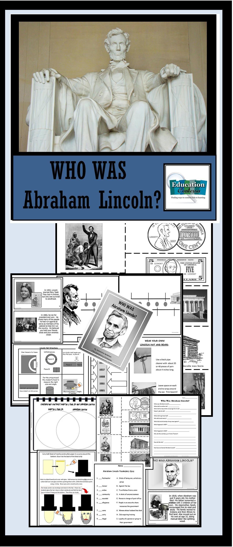 Abraham Lincoln Famous American Mini Unit