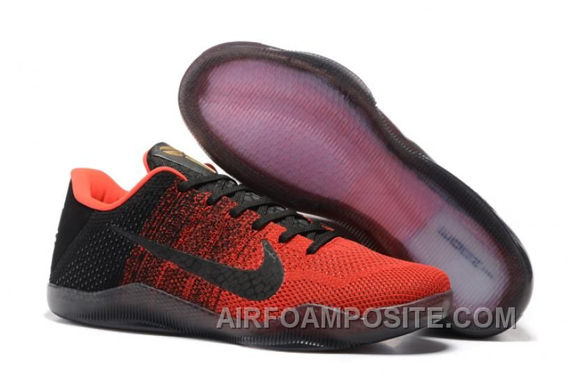Men Kobe XI Weave Nike Basketball Shoe 389 Online