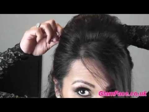Ashwariya Retro Hairstyle Inspired By Film Action Replay Hair