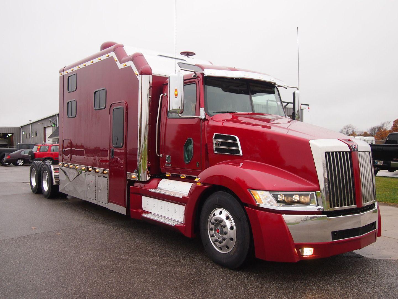 Ari Legacy Custom Ari Legacy Sleepers Customised Trucks Big Rig Trucks Western Star Trucks