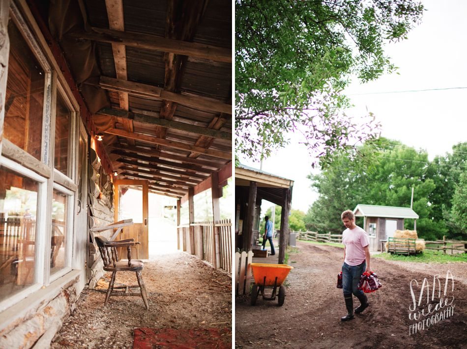 Pucks Farm Wedding Venue Prep Southern Ontario Photographer Sara Wilde Photography Picture
