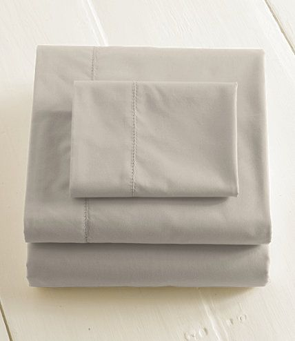 280 Thread Count Pima Cotton Percale Sheet Fitted Fitted