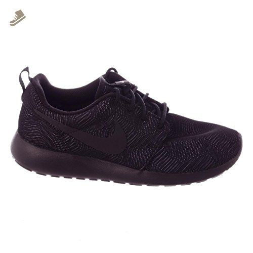 Nike Women Roshe One Moire - Black/White