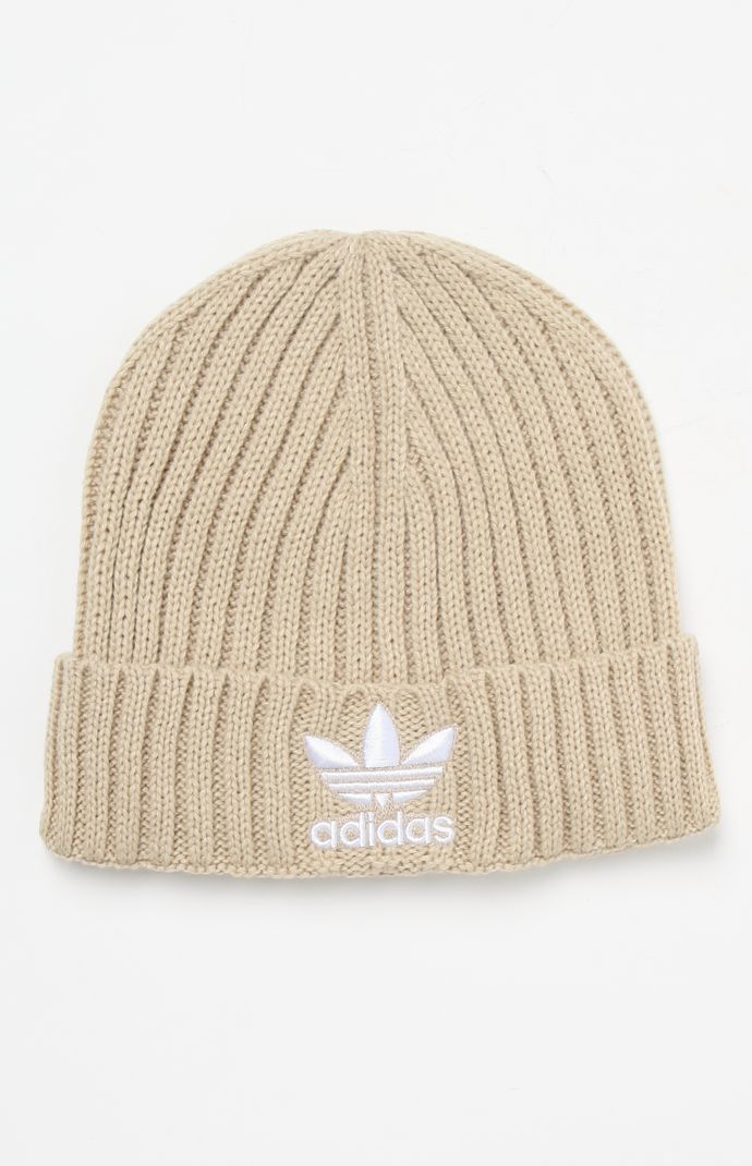 2803708541f adidas National Ribbed Beanie at PacSun.com