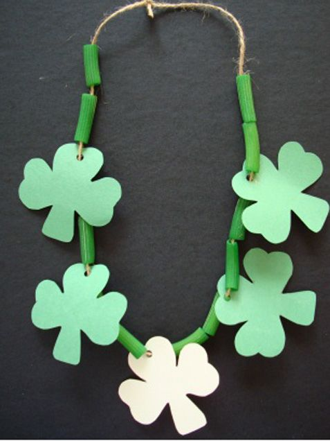 Fun Craft For Kids St Patricks Day