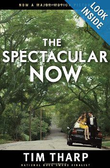 The Spectacular Now. Heard about this book on Fresh Air.