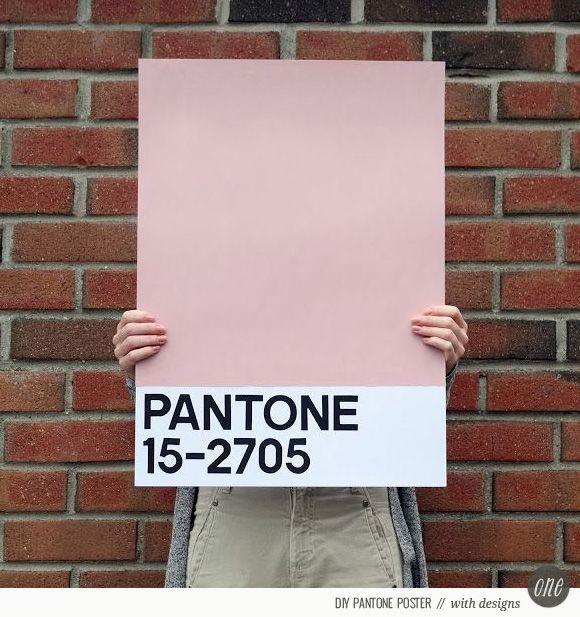 pantone poster - Sök på Google