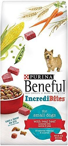 Beneful Incredibites For Small Dogs With Real Beef Dry Dog Food