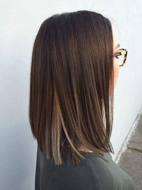 Video corte de cabello recto