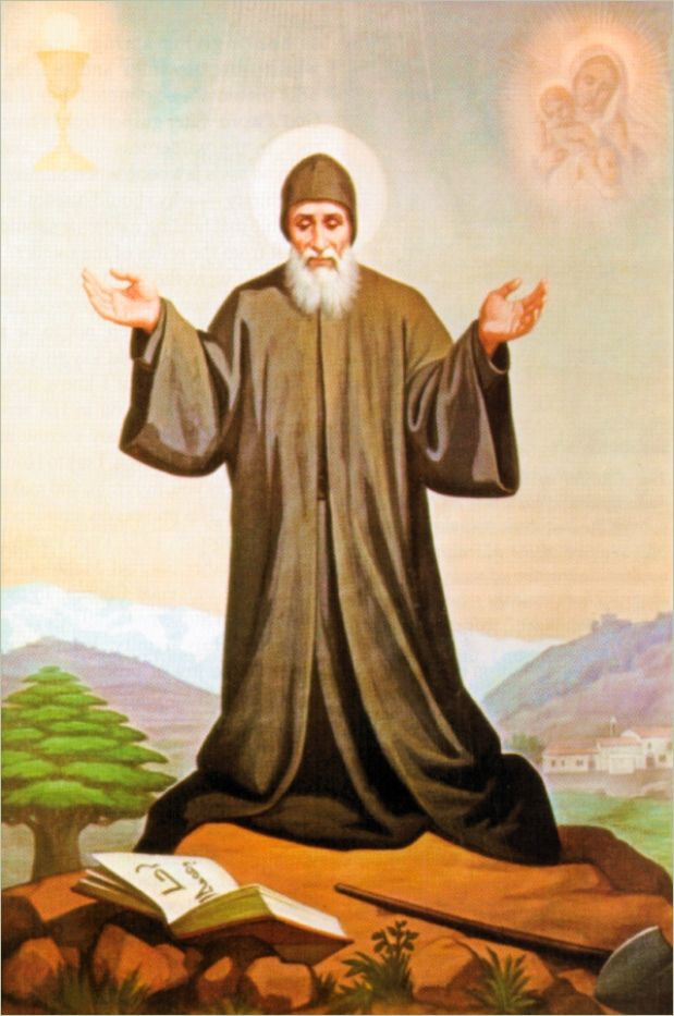 Saint Charbel of Lebanon